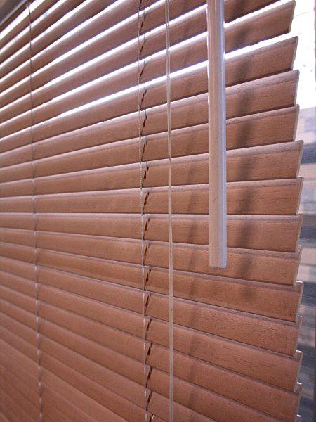 veneziana legno 25mm