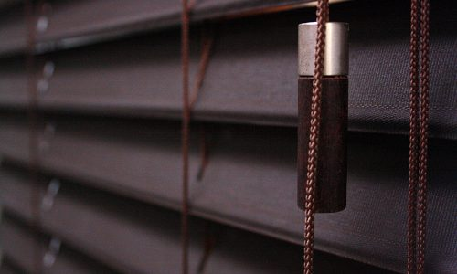 veneziane tessuto 50mm